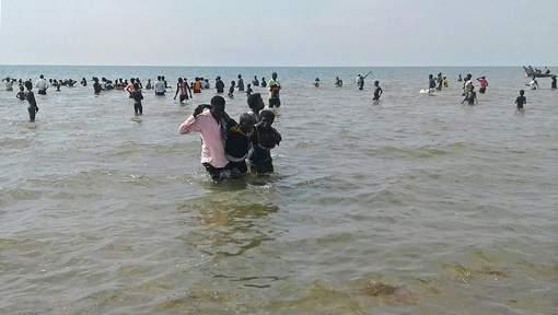 Foundiougne : 18 morts et près de 30 blessés dans un naufrage à Bétenty