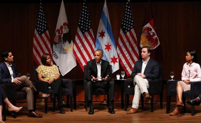 ETATS-UNIS : Barack Obama, un retour sur la pointe des pieds
