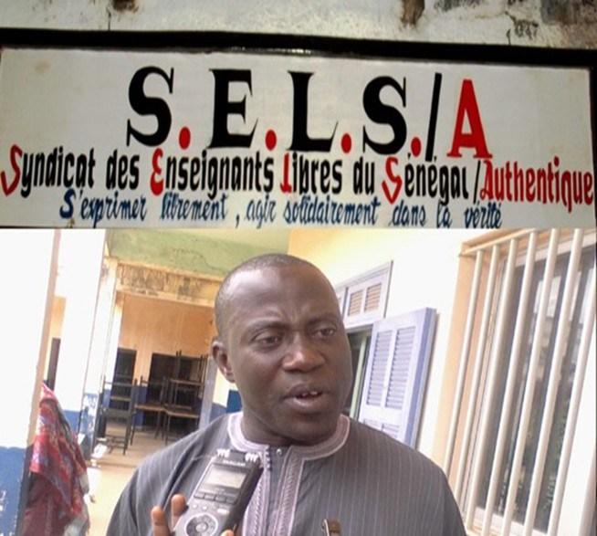 A 24 heures des élections de représentativité dans le secteur de l'éducation, le SELS/A tire sur le gouvernement du Sénégal
