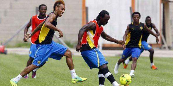 Football : l'Ivoiro-Gabonais Moïse Brou Apanga décède en plein entraînement
