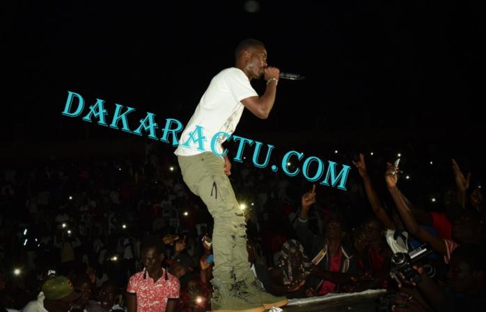 Concert Dip Doundou Guiss : Le stade Iba Mar Diop était plein à craquer (Images)