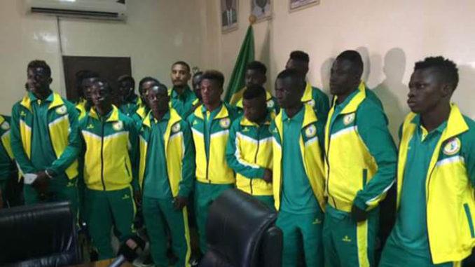 Primes des U20 : la FSF rassure les Lionceaux avant la Coupe du monde