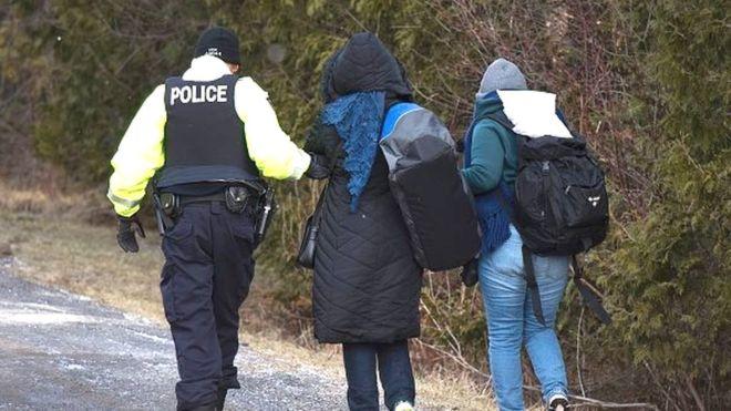 USA : baisse des expulsions d'immigrés clandestins