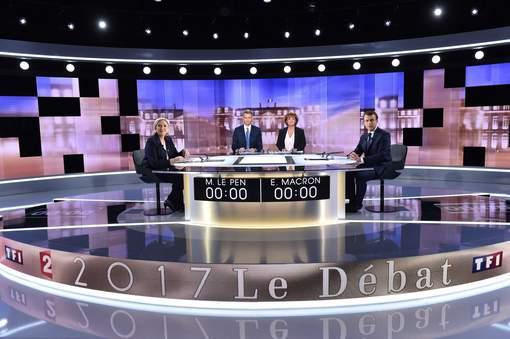 """""""Compte offshore aux Bahamas"""": Macron dépose plainte contre Le Pen"""