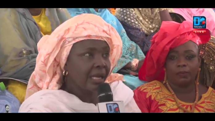 Journée culturelle et religieuse Cheikh Mouhamadou Lamine Bara Mbacké : La fille de Dabakh, Sokhna Oumou Khairy Sy envoie une forte délégation