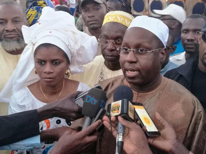 """UTILISATION DU NOM """"MANKO TAXAWU SÉNÉGAL"""" : Abdou Karim Sall annonce une plainte contre l'opposition pour usurpation"""