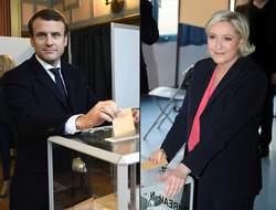 Emmanuel Macron et Marine Le Pen ont voté