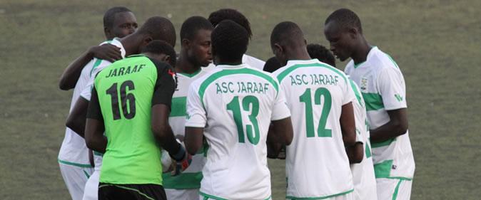Ligue 1 : Jaraaf concède le nul devant l'AS Douanes (2-2)