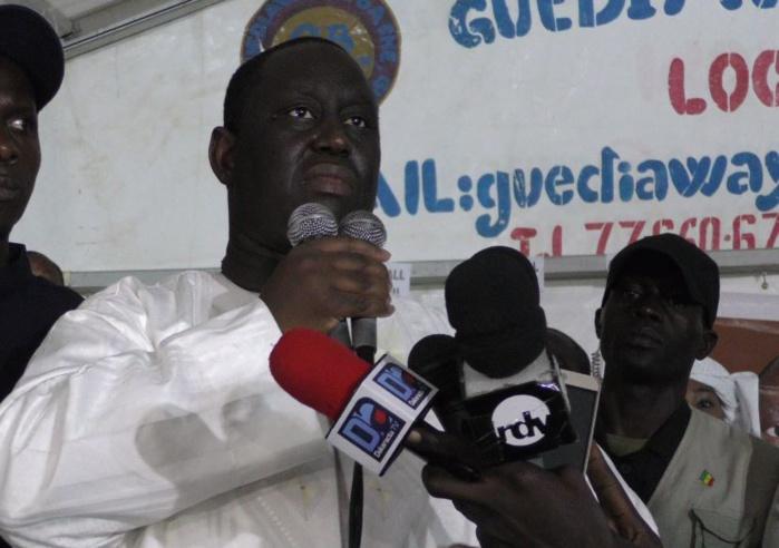 Législatives 2017 : Aliou Sall brocarde Gakou et se refuse à riposter contre ses détracteurs