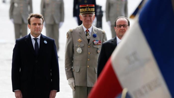 FRANCE : La nouvelle politique de défense du président Macron
