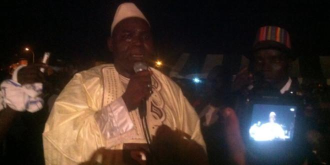 """Meeting de Bambilor : """" Notre parti n'a pas besoin de ces comportements rétrogrades """" (Ousseynou Diallo, Apr/Bambilor)"""