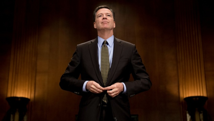 Donald Trump limoge le patron du FBI