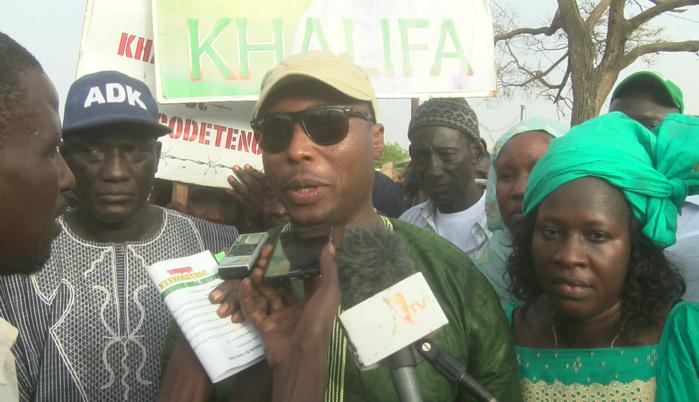 ABY WATHIE (Conseillère de Khalifa Sall) : ' Notre caravane de Diourbel a fait paniquer l'État... Barthélémy fait peur! '