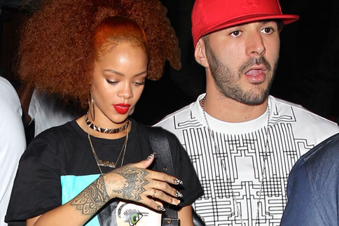 Pourquoi Rihanna a largué Benzema