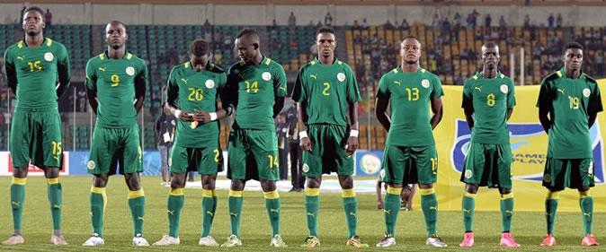 CHAN 2018/Match amical : Le Sénégal jouera contre la Mauritanie cet après midi  à 17h 30