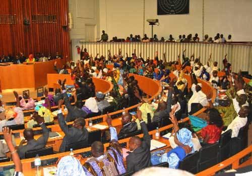 Code pénal : Le projet de loi voté vendredi après-midi