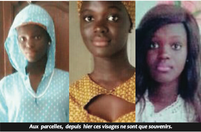 MORT PAR ASPHYXIE DE 5 FRÈRES À L'UNITÉ 17 DES P.A : Un destin tragique