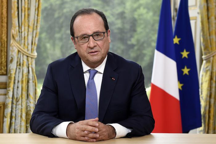 FRANCE : les dernières confidences du président François Hollande