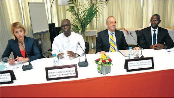 COACHING DES CADRES DIRIGEANTS DU MINISTÈRE DES FINANCES : Vers une meilleure prise en charge des réformes