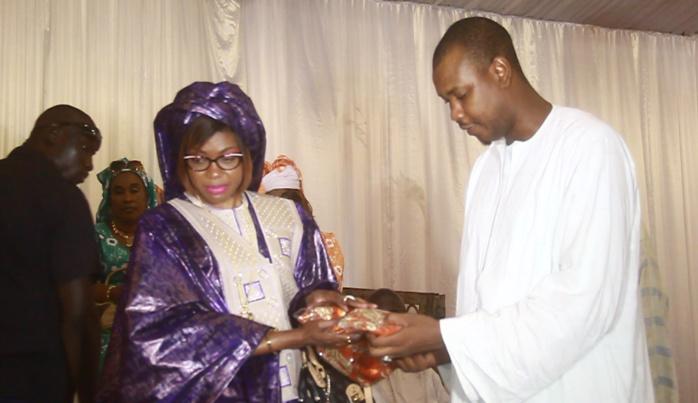 DAROU MOUKHTY - Les Ndongo-daaras de la cité honorés par Mariama Diouf Sall