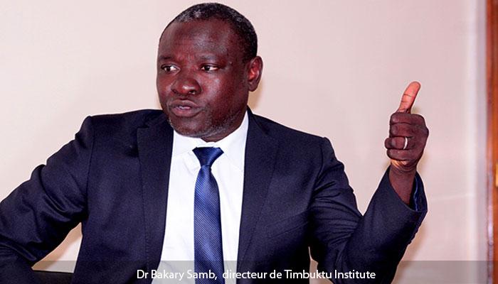 Aucun pays du monde n'est à l'abri du terrorisme, selon le Dr Bakary Sambe