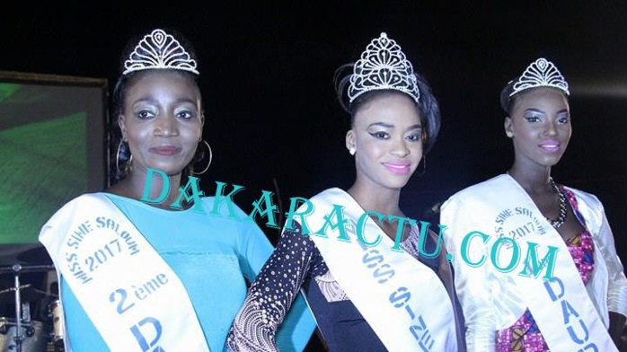 La Miss Sine-Saloum 2017 s'appelle Nancy Diouf  : Elle va représenter Fatick et Kaolack à l'élection de Miss Sénégal.