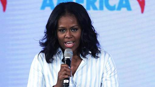 "Michelle Obama attaque l'administration Trump: ""Quel est votre problème?"""