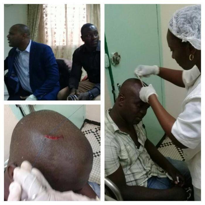 Fass-Colobane : Violence lors de la tournée de Mame Mbaye Niang