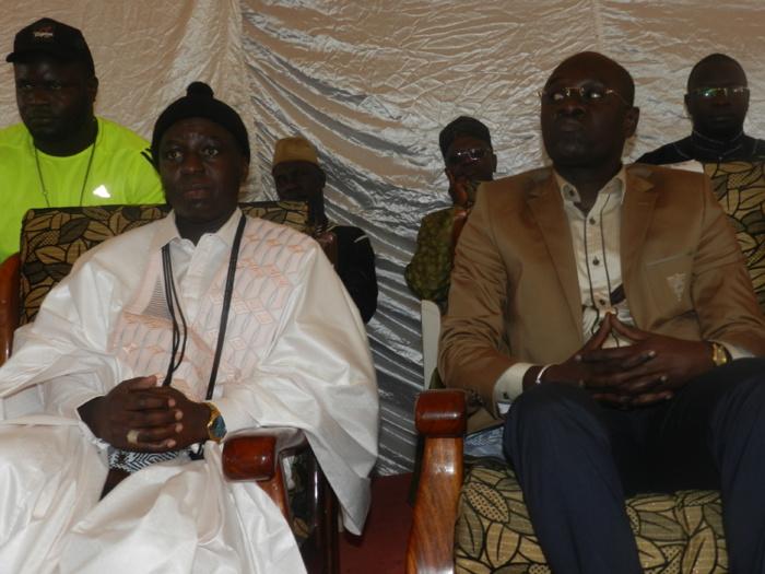 Diamaguène/Sicap Mbao : Papa Maël Diop enrôle le transitaire Dame Ndiaye