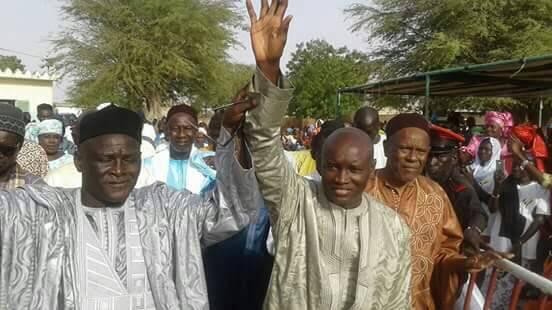 Commune de Kabe Gaye : Le maire Dame Gaye indéboulonnable depuis 25 ans, rejoint l'APR