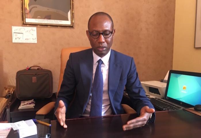 """Amadou Diallo, Consul général du Sénégal à Paris : """" L'élection de Macron (...) Nous avons plus de 55 000 inscrits sur les listes électorales (...) Les querelles dans l'APR n'honorent personne """""""