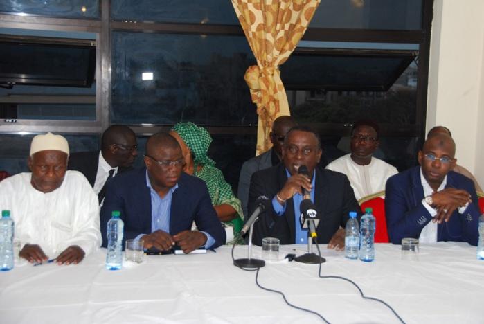Législatives : Abdoulaye Baldé se ligue avec Moustapha Guirassy et Cheikh Tidiane Gadio,