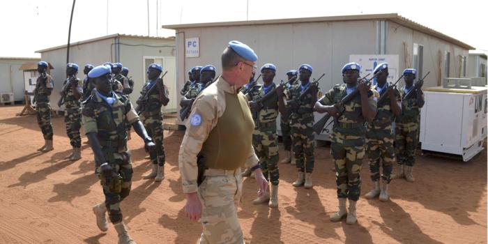"""Mali : bientôt """"une force d'intervention Sénégalaise rapide"""" dans le centre du pays, annonce l'ONU"""
