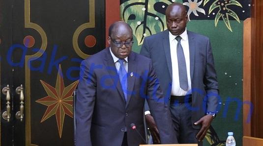 Face-à-face Gouvernement/Députés : Le président Moustapha Niasse ouvre la séance
