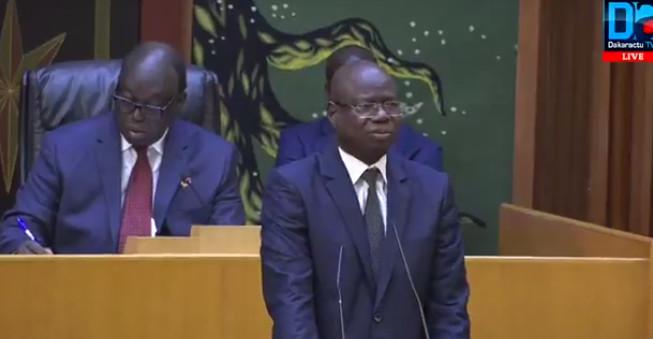 """Augustin Tine : """" Il n y'a pas d'accord d'admission entre le Sénégal et l'Allemagne """""""