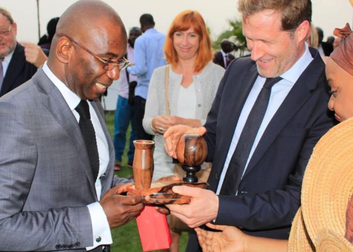 Le Président Wallon à l'IAM : Le Partenariat Europe-Afrique revisité