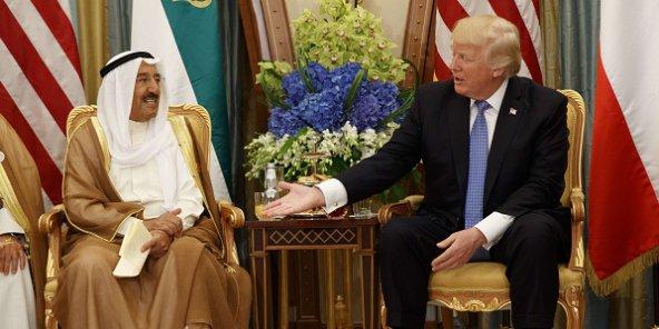 Ce qu'il faut retenir de la visite officielle de Donald Trump en Arabie Saoudite