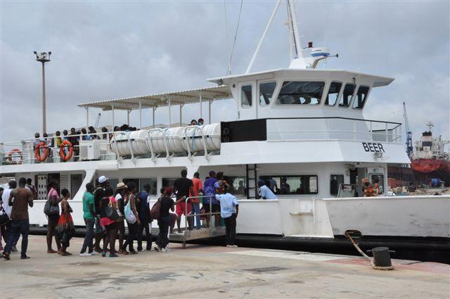 La liaison maritime DAKAR-GOREE en eaux troubles
