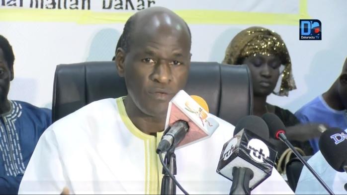 Le Mot du Président de la Coalition ADIANA et de L'APD (Par Thierno Lo)