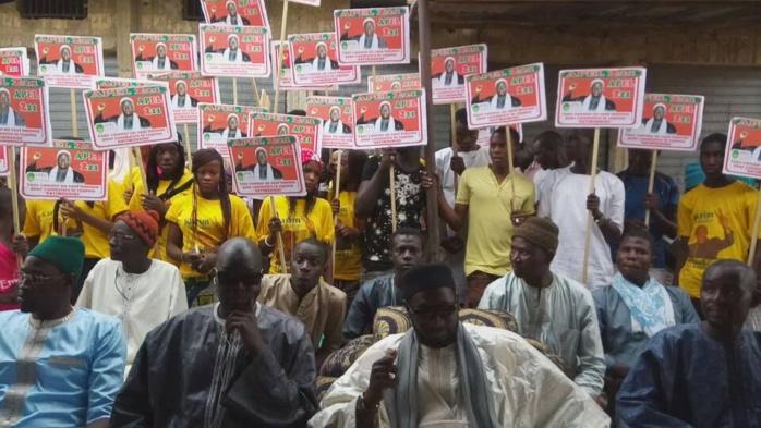 TOUBA - Appel 221 menace de bouder Manko si leur candidat n'est pas investi tête de liste à Mbacké.