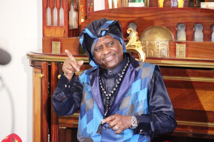 LÉGISLATIVES : Serigne Modou Kara Mbacké vient de déposer sa caution
