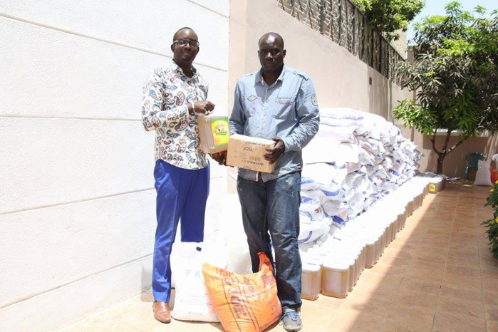 Aide aux démunis : La Fondation « Bassirou Diagne» entame son opération solidarité