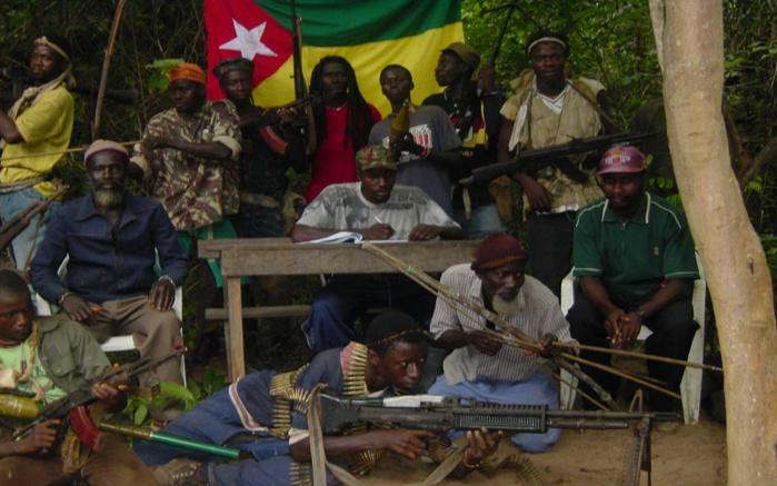 Diaboudior : Aucun affrontement entre rebelles et l'armée, selon la DIRPA
