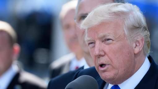 Donald Trump souhaite un joyeux ramadan aux musulmans