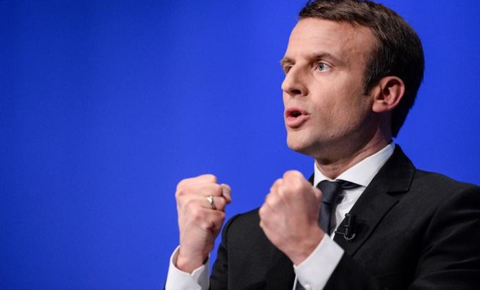 Macron annonce la libération d'un Français enlevé en RDC