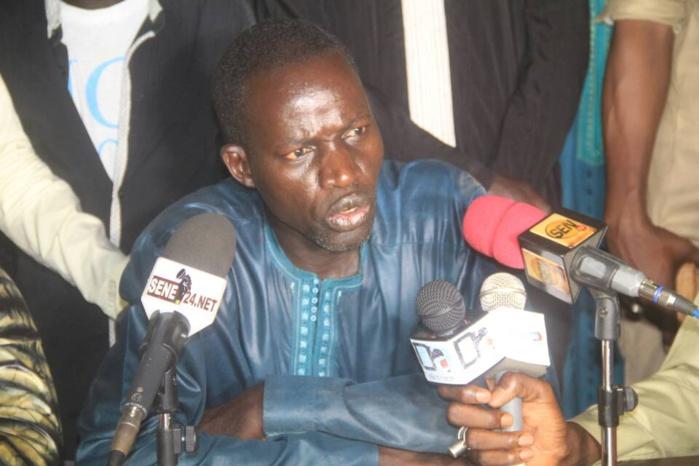 FAIRE BASCULER TOUBA - L'ambassadeur Itinérant Pathé Diakhaté s'engage en faveur de Macky