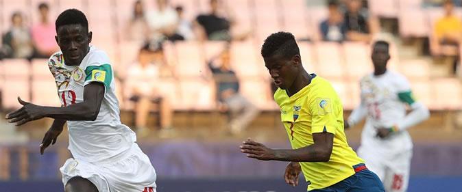 Mondial U20 : Le Sénégal se qualifie en 8e de finale et va croiser le Mexique