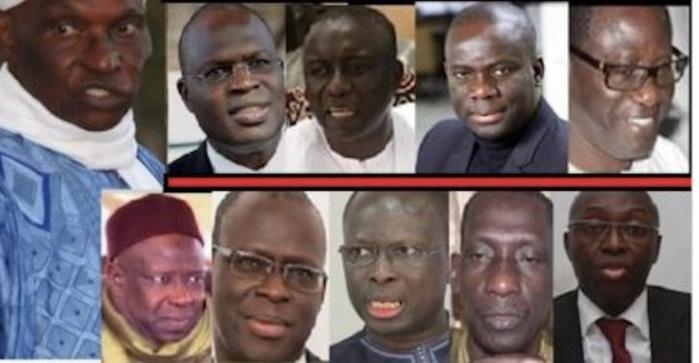 BLOCAGE DES NÉGOCIATIONS DE MANKO TAXAWOU SENEGAAL : Le comité Ad Hoc choisit Khalifa Sall, le PDS conteste Djamil se range...
