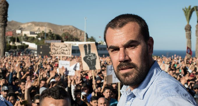 Le leader de la contestation nord-marocaine a été arrêté