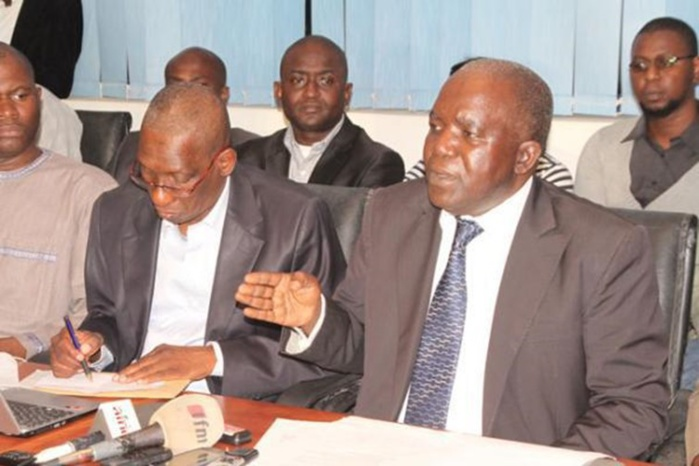 La coalition gagnante Wattu Senegaal déposée depuis une semaine : A quoi jouait le PDS dans Manko Taxawou Senegaal?